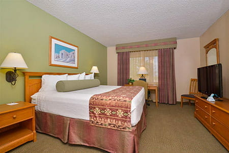 Kingman Hotel Room
